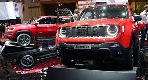 Jeep Renegade Compass hybridos electricos