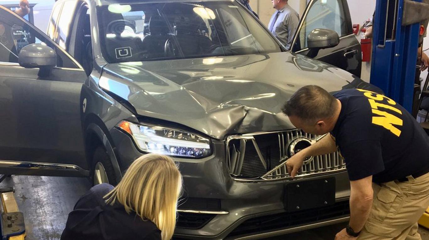 Autos autónomos sin normalización