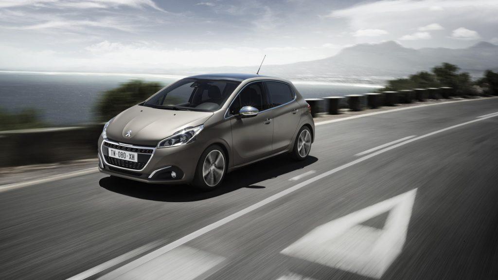 Peugeot coche chico y barato
