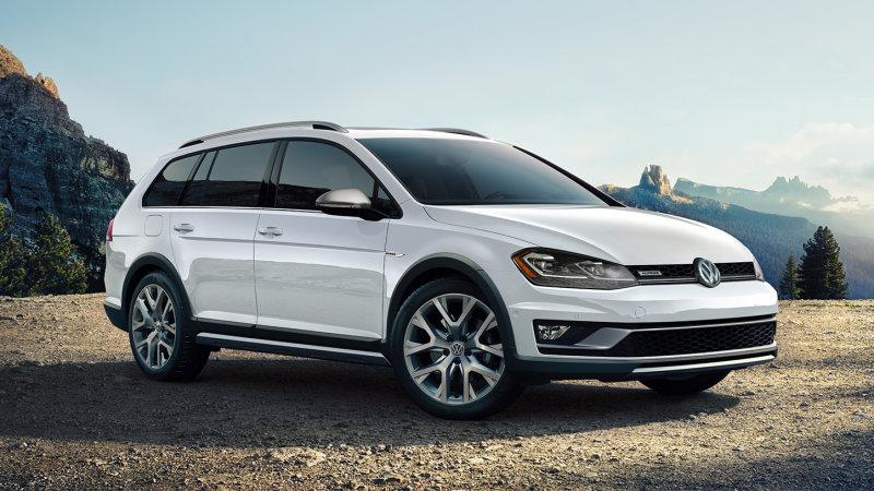 Volkswagen Golf Alltrack 2019