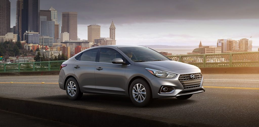 Hyundai Accent Sedan 2020