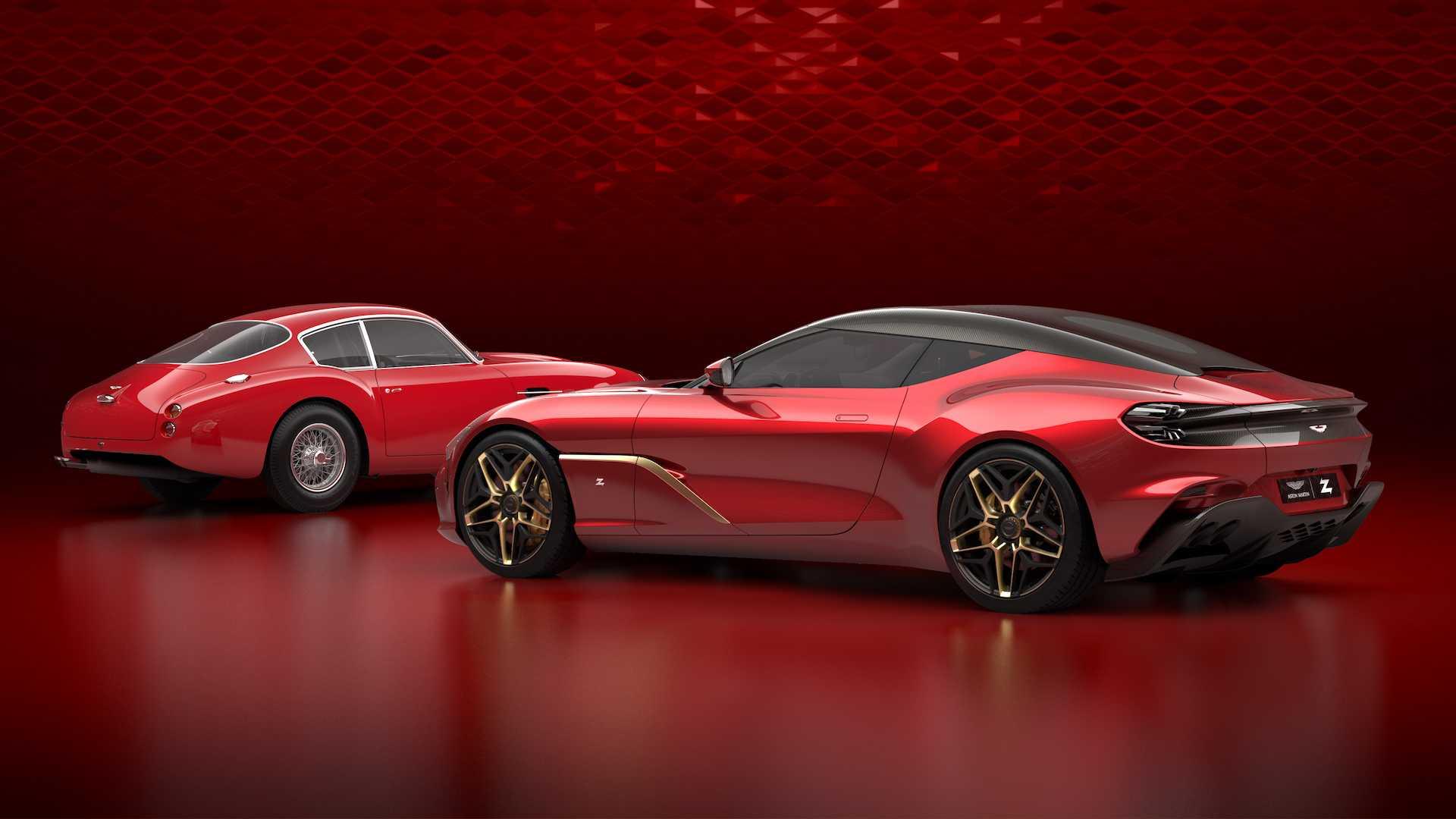 Aston Martin Revela El Dbs Gt Zagato Con 760 Hp Y Un V 12 Hstechnik Motorsport