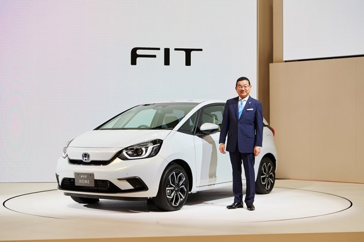 Honda Fit o Jazz en el Tokio Motor Show