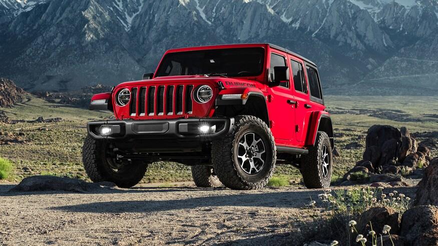 Híbrido Wrangler de Jeep se llamará 4xe