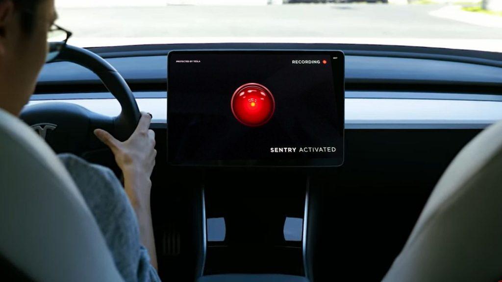 Tesla Sentry Mode, el centinela de tu auto