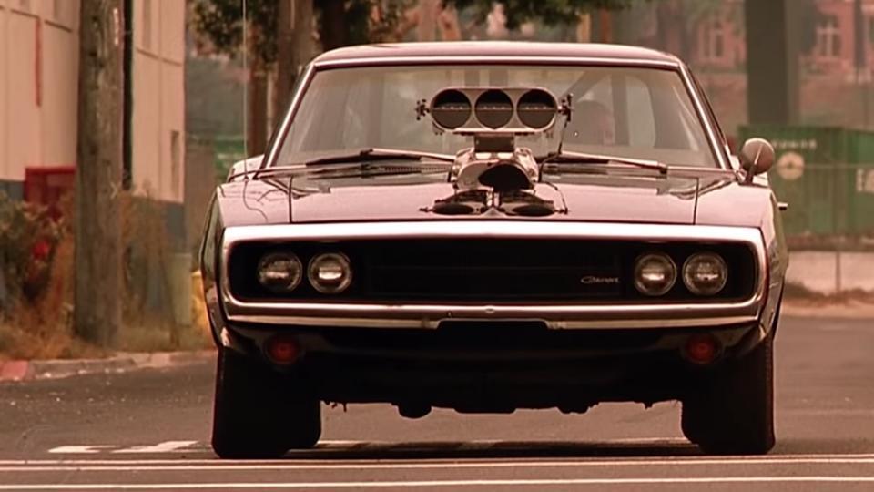Charger de Dominic Toretto