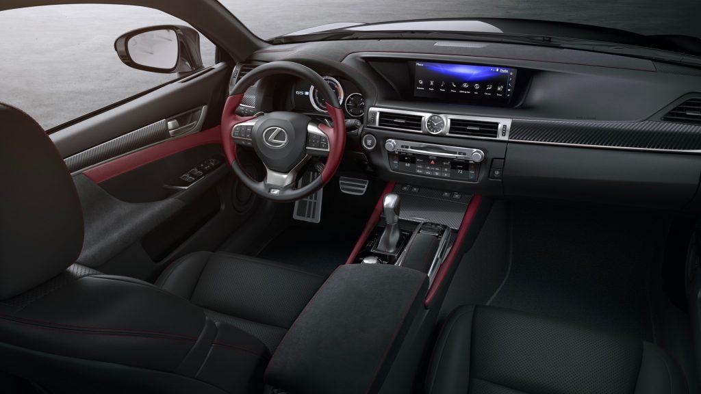 Lexus GS 2020 murto para 2021